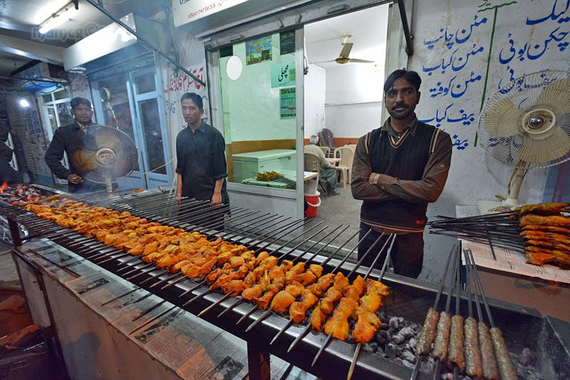 Kabaab - Quetta, Balochistan - Pakistan