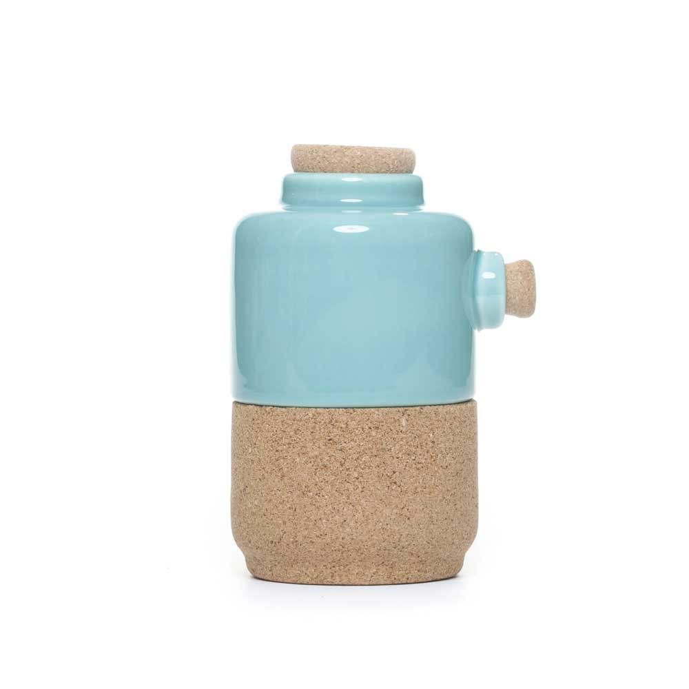 Amorim Soul Mate | The Whistler Sugar Pot in Blue Teal | Available ...