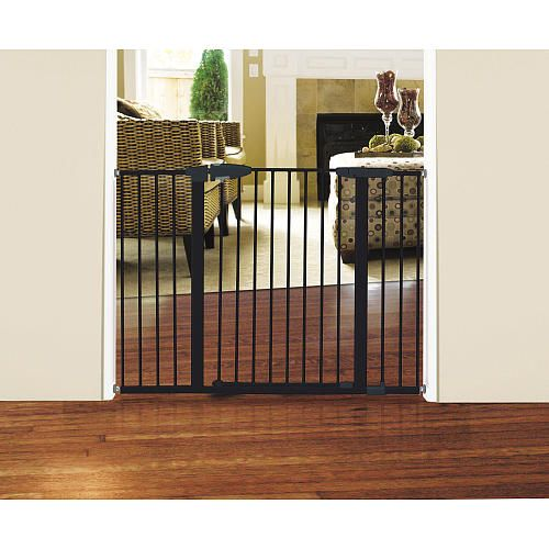 Gate Option 1 Munchkin Easy Close Metal Gate Extra Tall