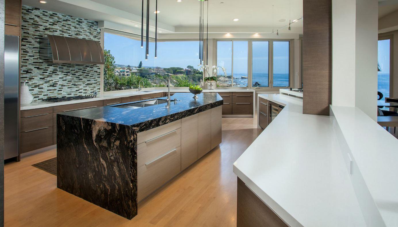 In Kombination mit feinem Küchenmöbel und Materialien wie, Keramik ...