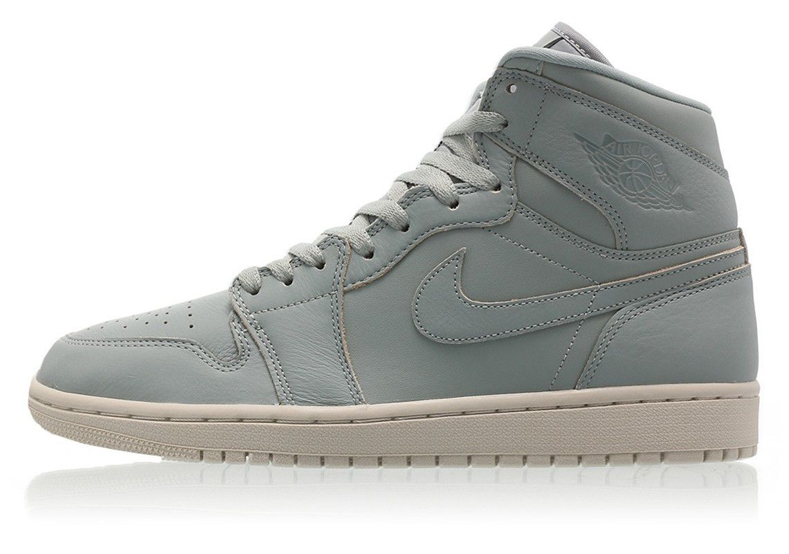 Air Jordan 1 Retro High Premium Mica Green Air Jordans Jordan