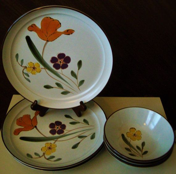 Noritake Stoneware Hello Spring Dinner Plate w/ by modalabode : spring dinner plates - pezcame.com