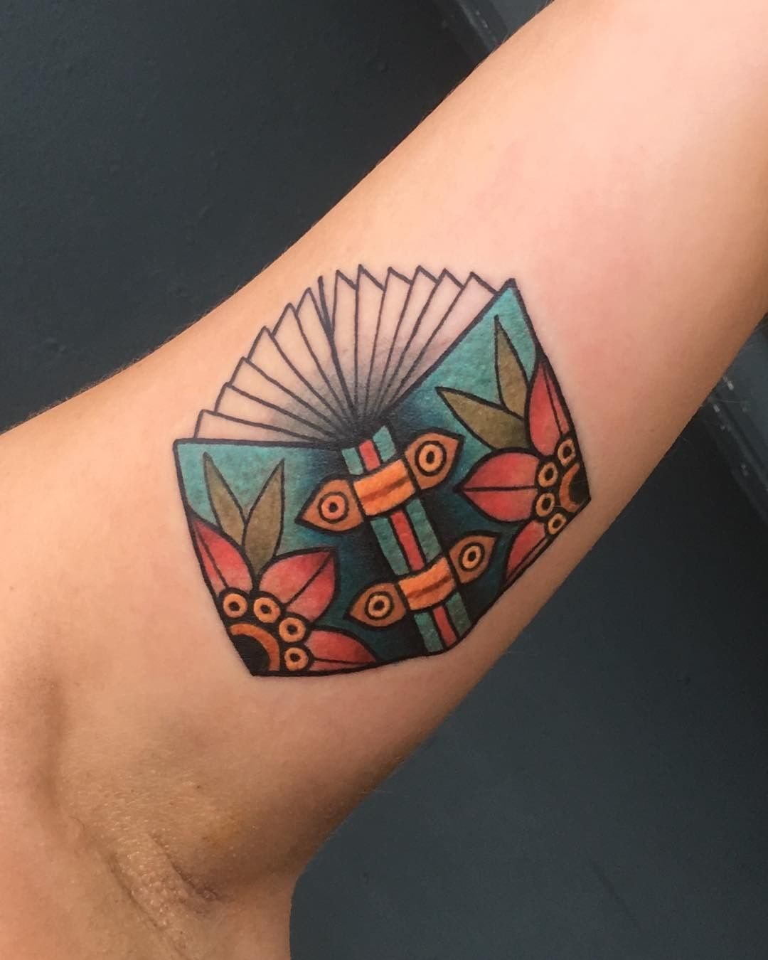Traditional Book Tattoo By Allie Marie At Revolution Tattoo In Chicago Book Tattoo Tattoos Eye Tattoo