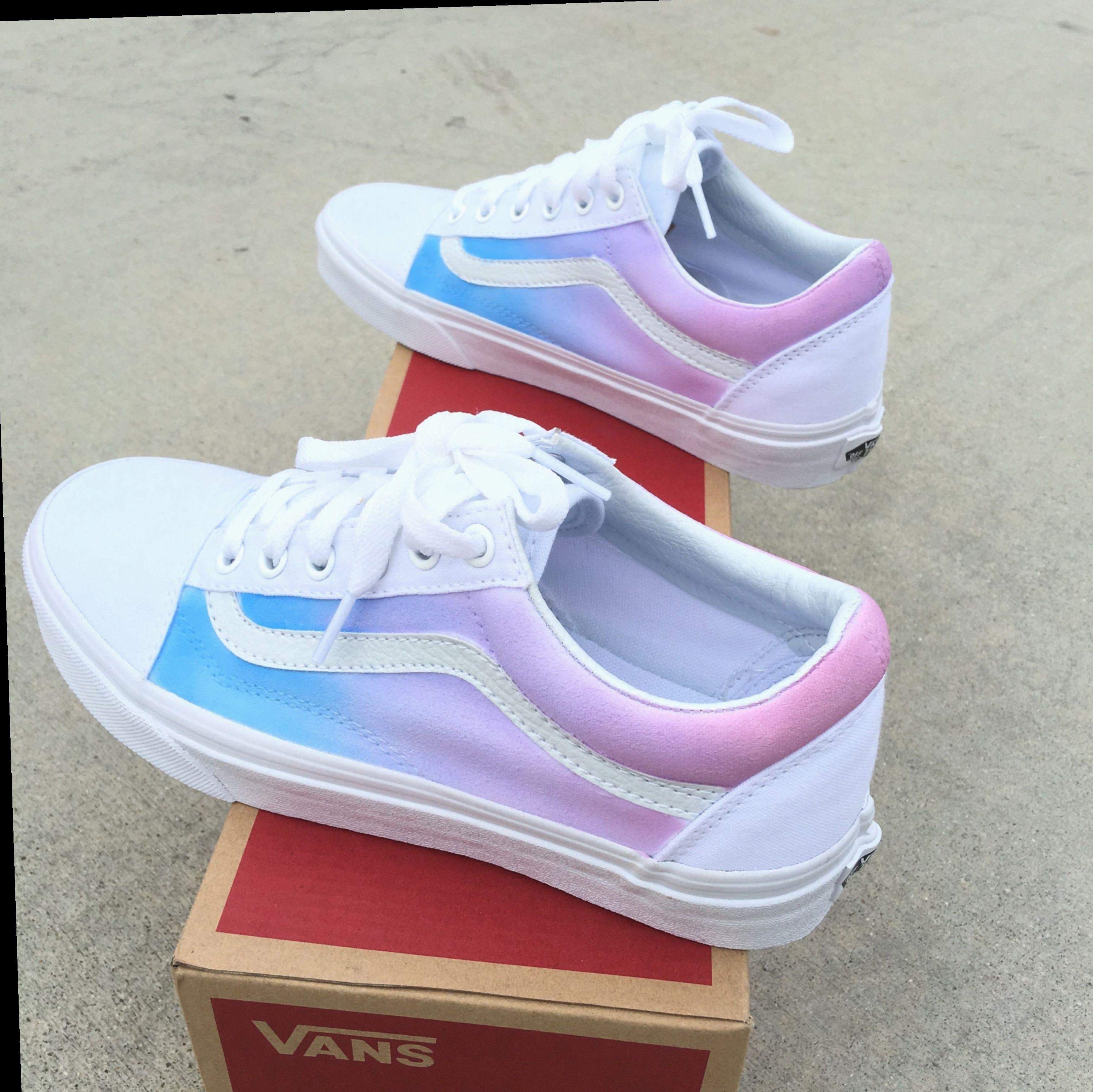 vans couleur femme