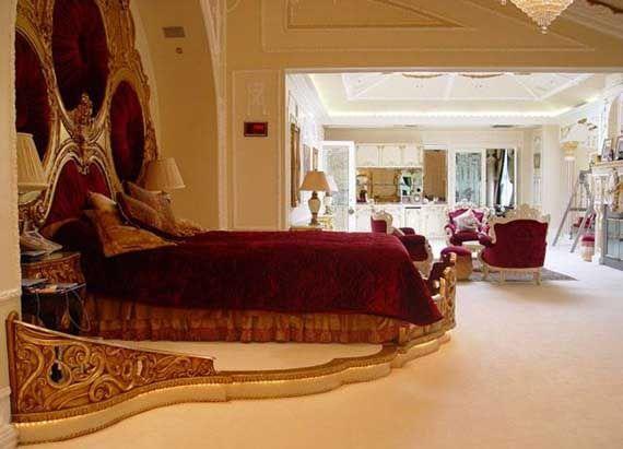 Merveilleux Possibly Shah Rukh Khanu0027s House At Mannat   Bedroom.