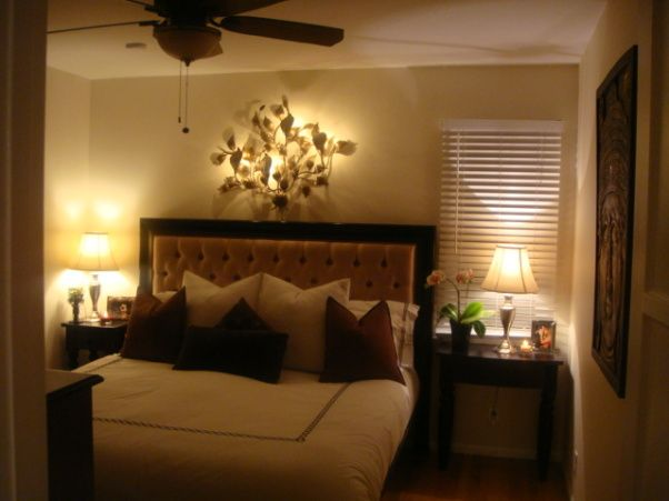 Small Warm Neutral Master Bedroom Warm Master Bedroom Ideas Master Bedrooms Decor Small Master Bedroom