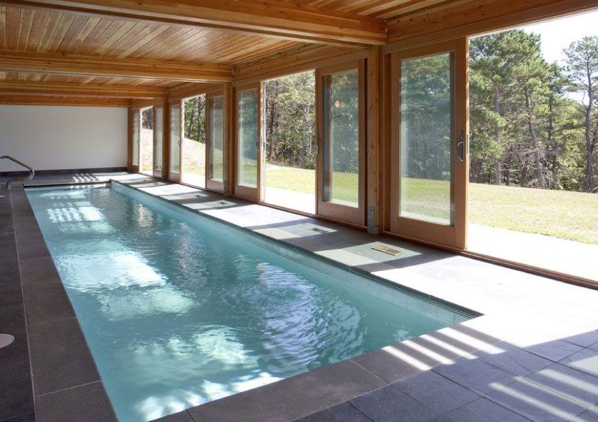 Pin de valeria velez en trabajo piscinas piscinas de for Planos de casa con piscina interior