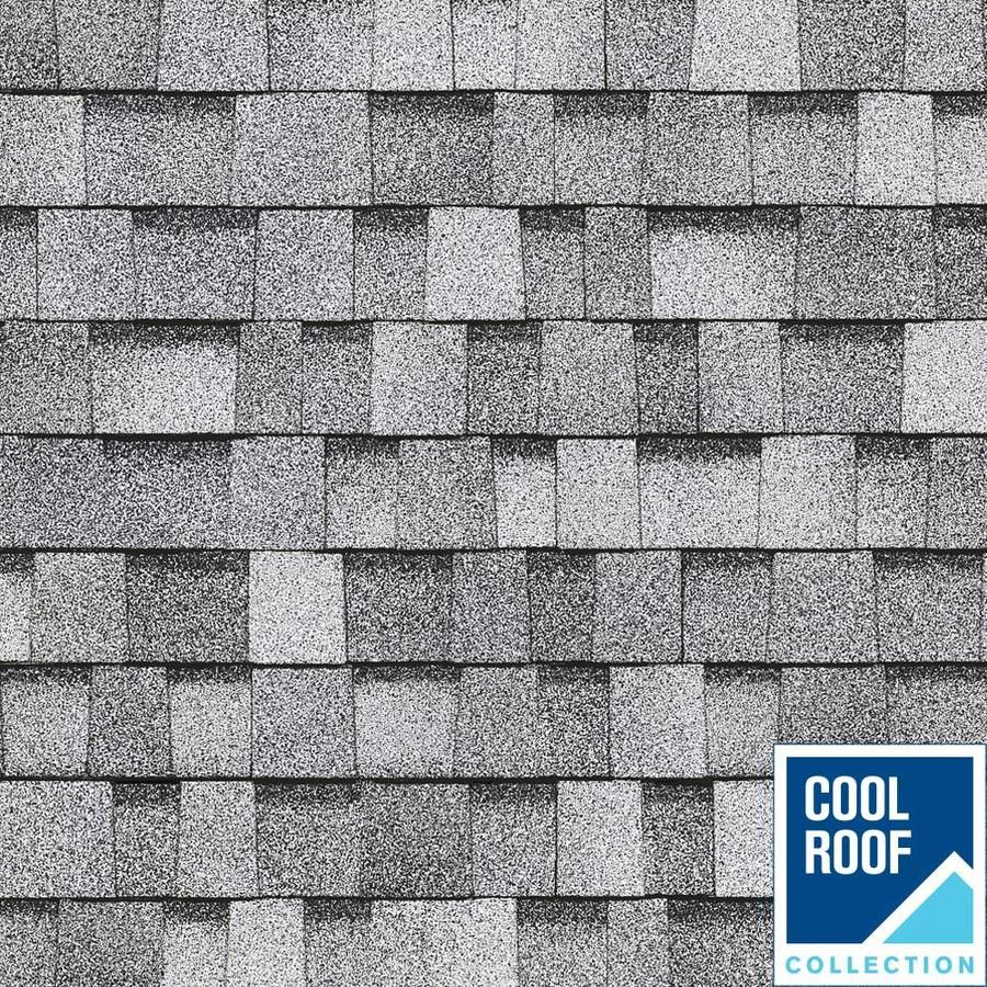 Owens Corning Trudef Duration Cool 32 8 Sq Ft Sierra Gray Laminated Architectural Roof Shingles Lowes Com In 2020 Architectural Shingles Roof Roof Architecture Roof Shingles