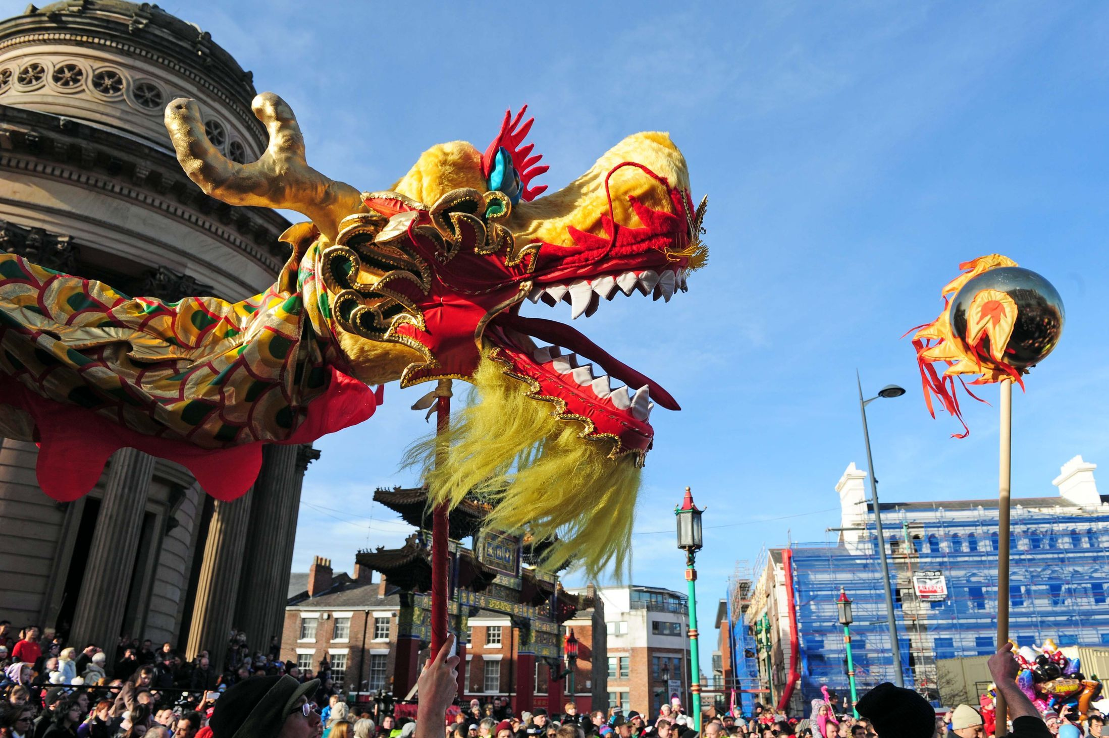 Chinese New Year 2015 in Liverpool When is Chinese New