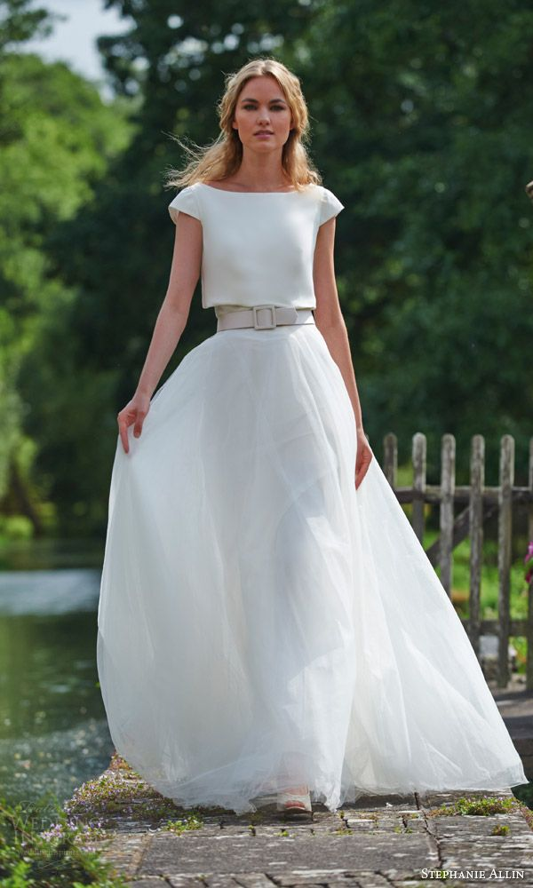 Stephanie Allin Couture 2016 Wedding Dresses — Love Letters Bridal ...