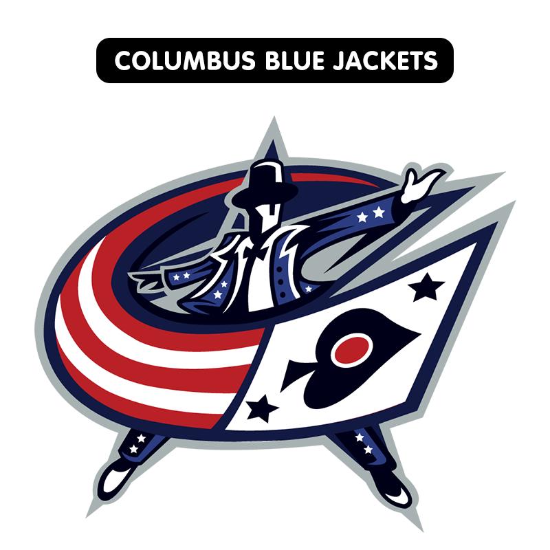Nhl Logos Redesigned With Vegas Flair Hockey Nhl Logos Logos Nhl