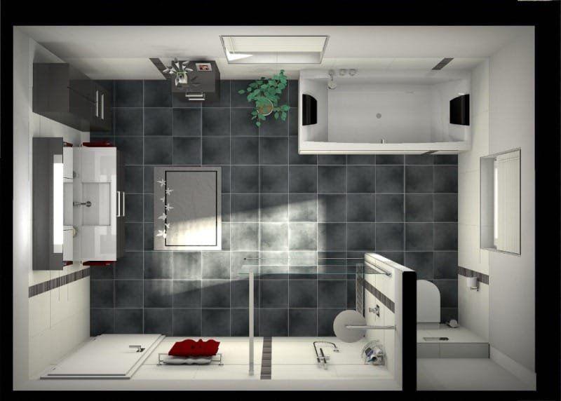 Exceptional Badezimmer 10m2 1 Stunning Badezimmer Salle De Bain Maison Bains