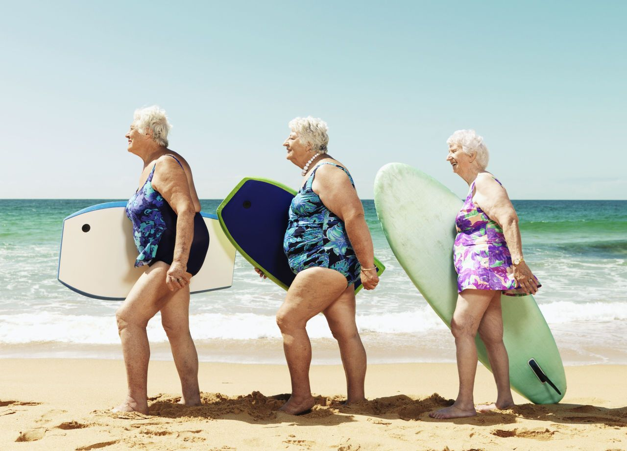 Here's How to Basically Live Forever—According to the Oldest People in the World