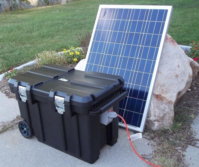 Alternative Power Generators For Off Grid Tiny Homes Portable Solar Generator Solar Panels 100 Watt Solar Panel