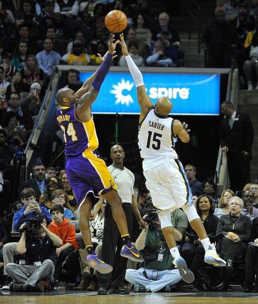 1a0f9e5e484a1d Kobe Bryant Photos Photos  Los Angeles Lakers v Memphis Grizzlies ...