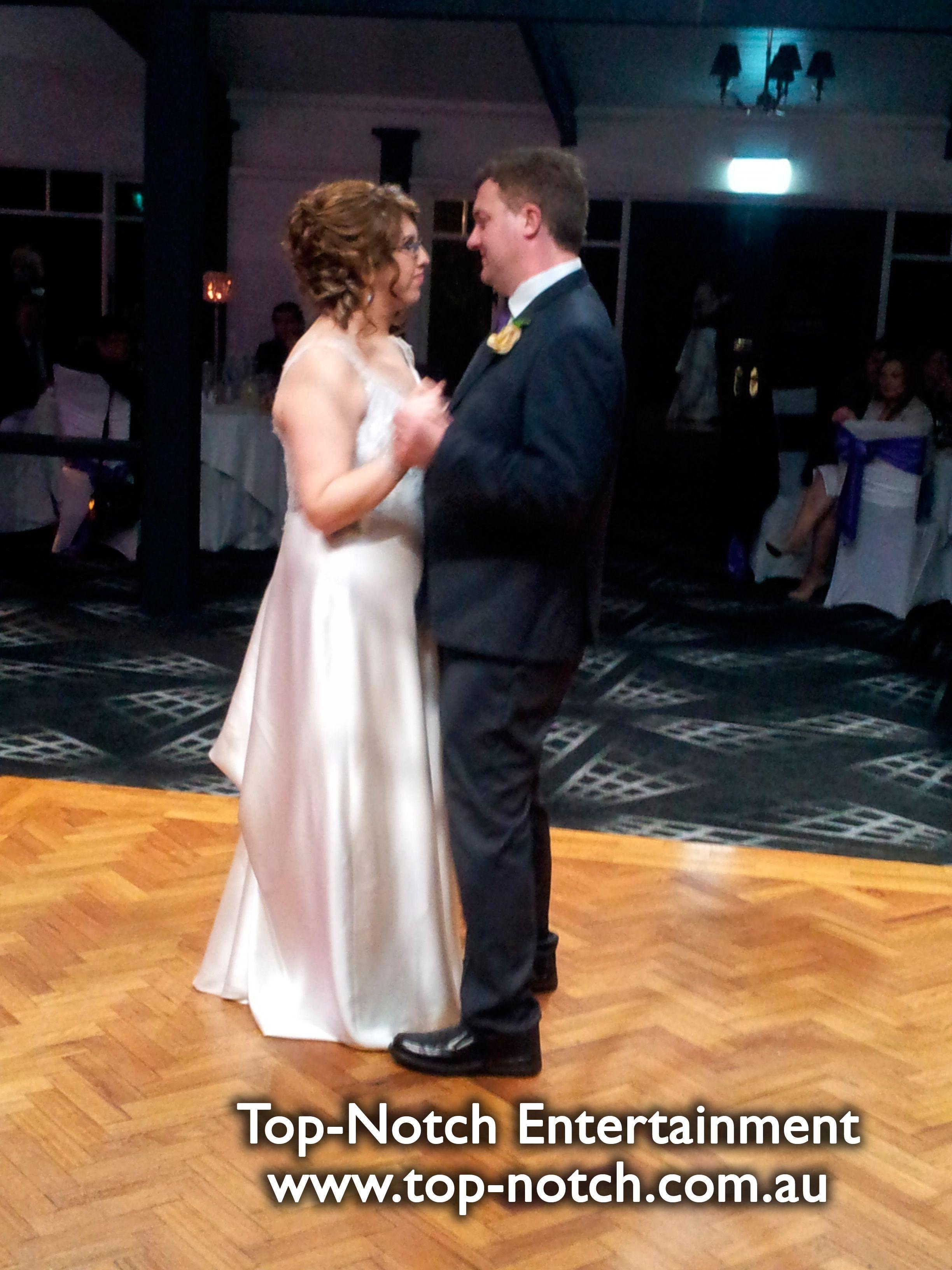 The Bridal Waltz at Windmill Gardens Receptions, Plumpton, Victoria.  www.top-notch.com.au  www.facebook.com/WeddingDJTopNotch