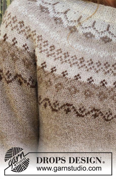 Talvik / DROPS 197-10 - Free knitting patterns by DROPS Design