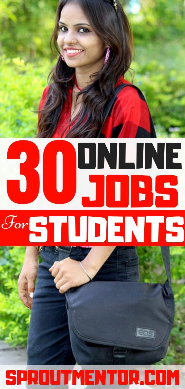Parttime Jobs For Teenagers: 30 Of The Best Online Jobs For Students
