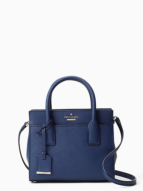 e5fc0d2d34ef Kate Spade Cameron Street Mini Candace, Ocean Blue | Products | Kate ...