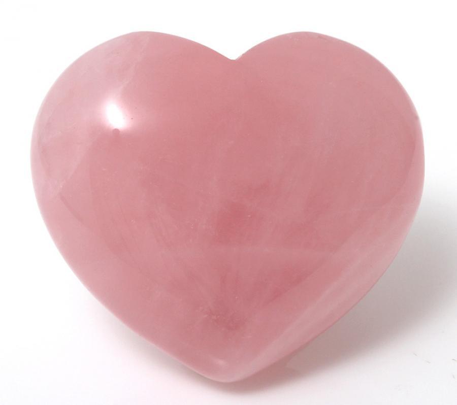 Rose Quartz Heart Soulful Crystals Rose Quartz Heart Rose Quartz Quartz