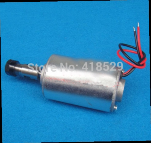 49.67$  Buy now - http://ali1r3.worldwells.pw/go.php?t=1080687267 - 1PC DC12-48V ER11-200W A Spindle Motor for CNC Engraving Machine 49.67$