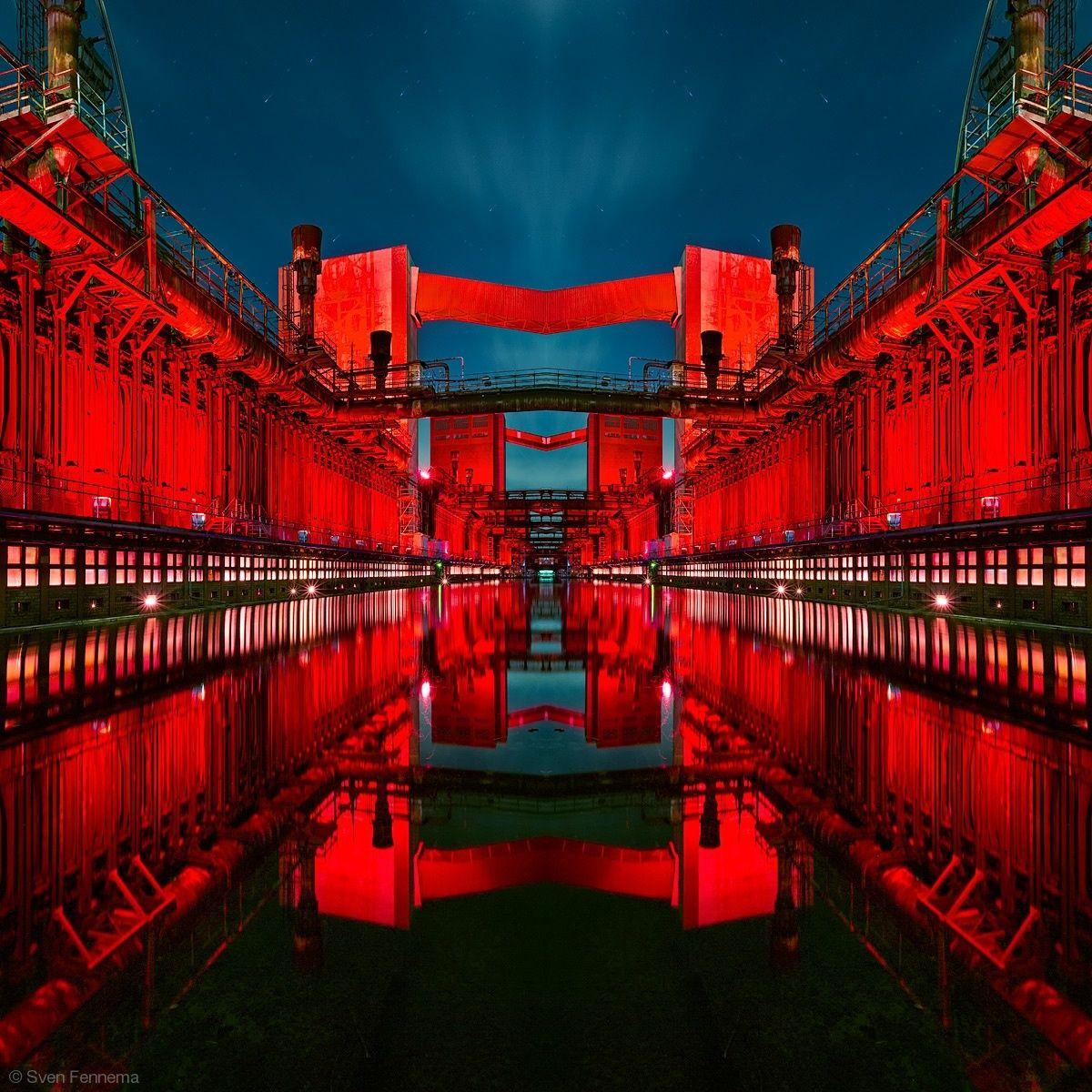 1X - nightline by Sven Fennema