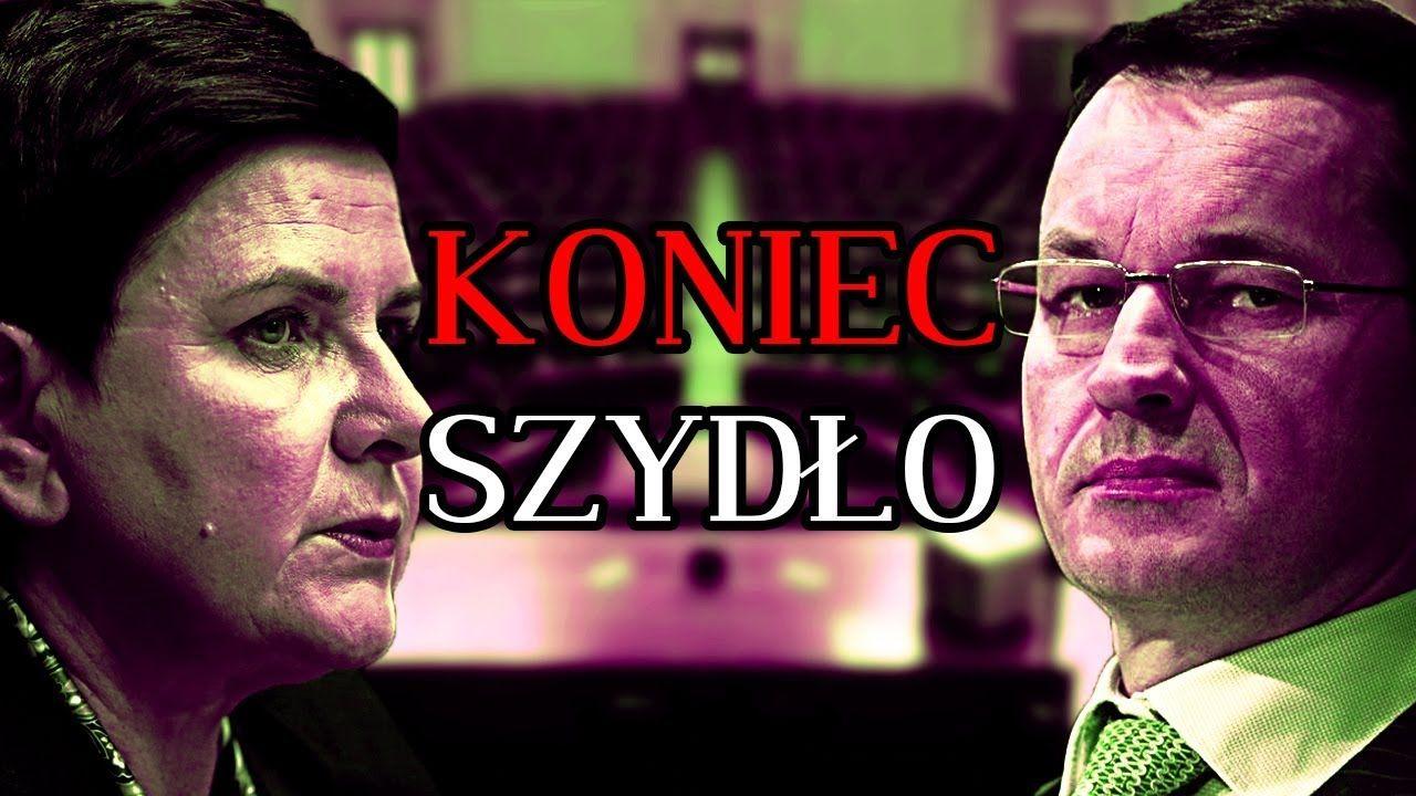 Szydlo Zrezygnowala Morawiecki Premierem Polski Gej