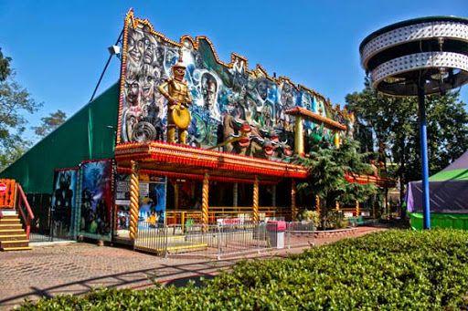 Ghost House Adventureland Amusement Park Long Island Ny