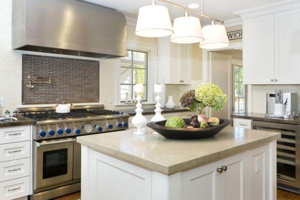 Kitchen Ceiling Light Fixtures | ... Lighting Fixtures For Small Kitchens Flush Ceiling Lights: Kitchen