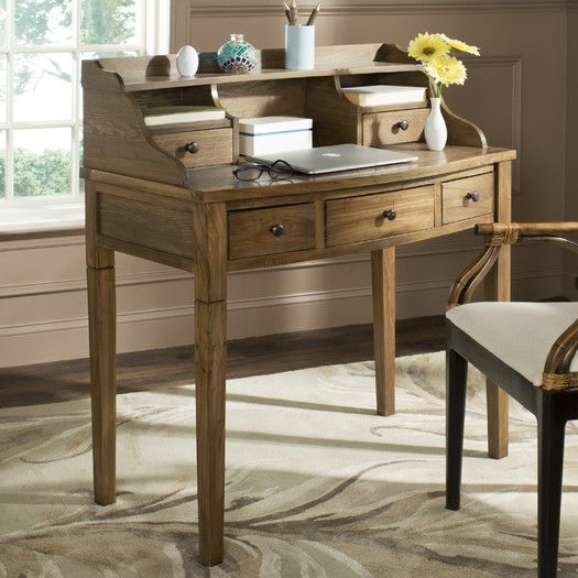 Darby Home Co Terry Writing Desk | AllModern
