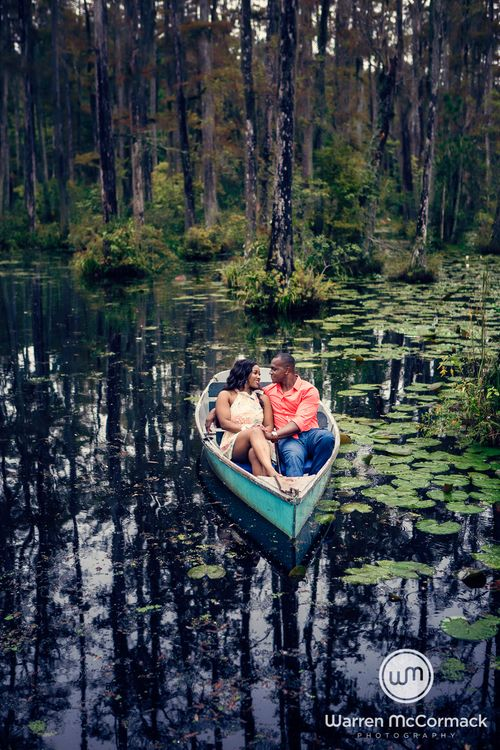 Warren Mccormack Photography. Cypress Gardens Engagement session. Moncks Corner, SC.