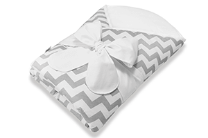Babyprem Nursery 2 Fitted Cotton Cradle Sheets 17 X 33 White White Moon Stars