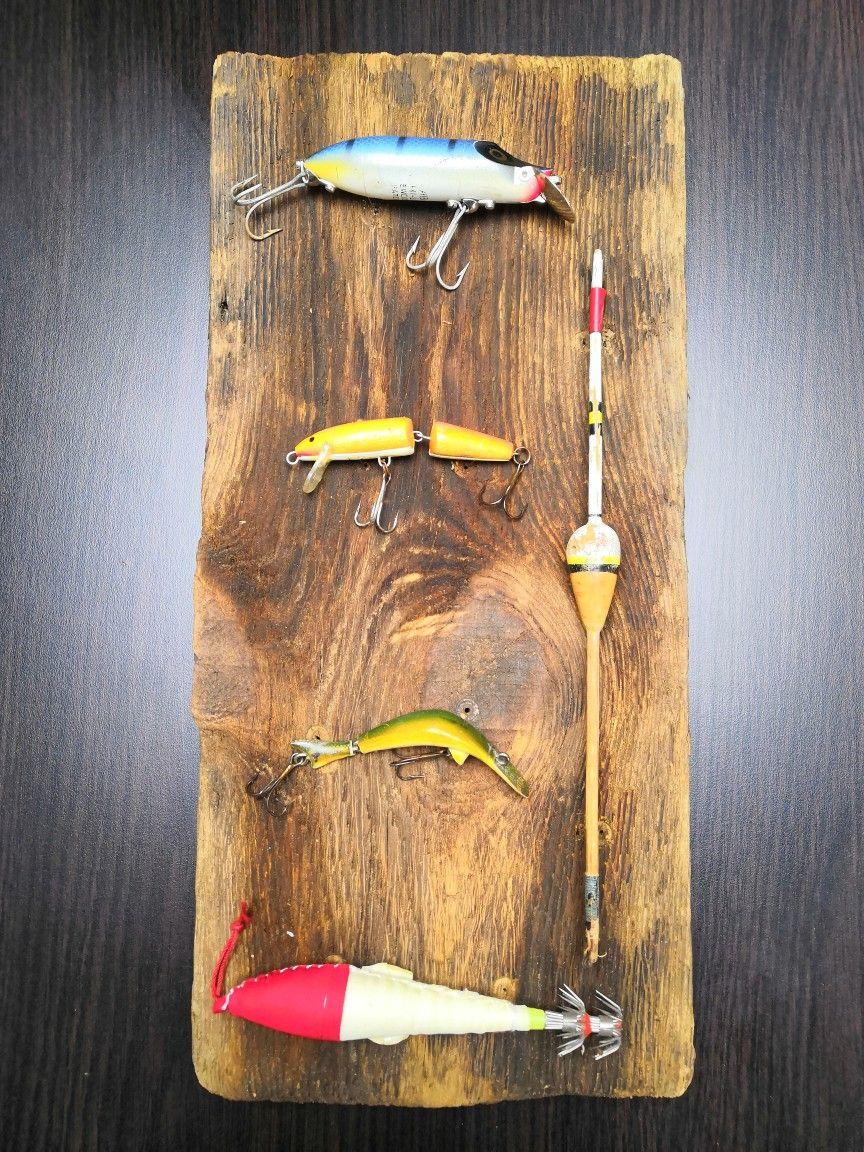 Fishing lure decoration fishing lures display fishing