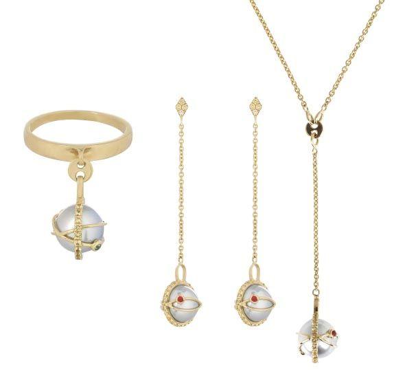 ikuria designer fine jewellery | adorn london | jewellery blog