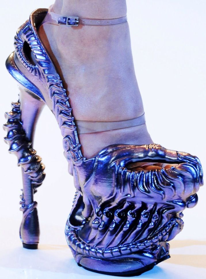 Alexander mcqueen shoes, Funky shoes