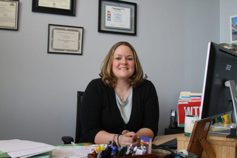 Sarah macdonald is the executive director of todays youth