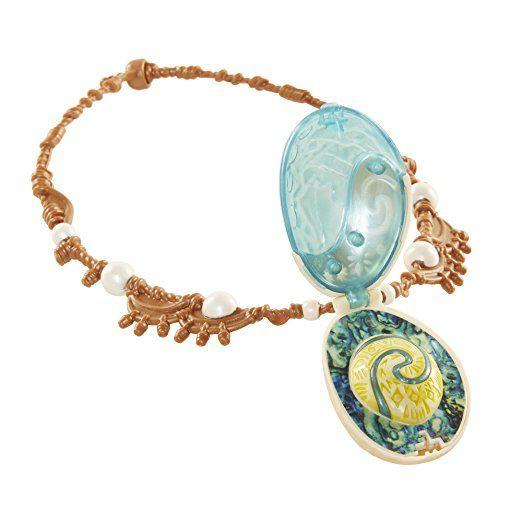 Amazon Com Disney Moana S Magical Seashell Necklace Toys Games