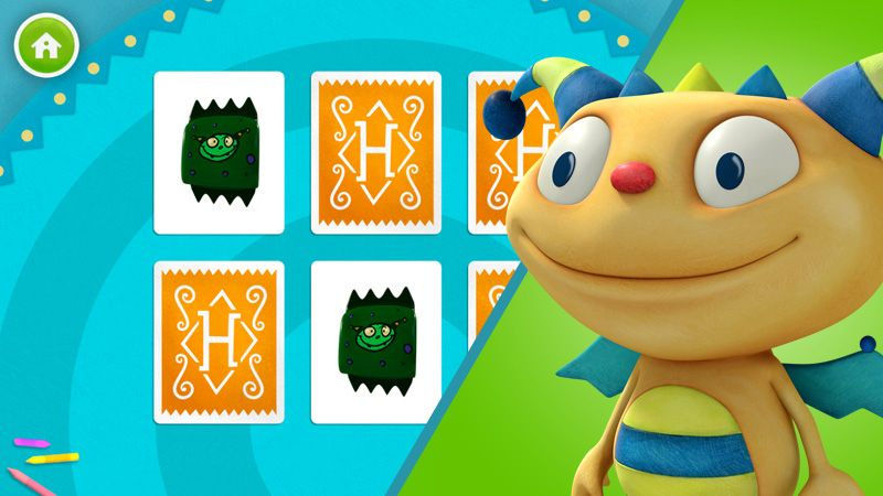 Henry Hugglemonster Game Child Page | Disney Junior