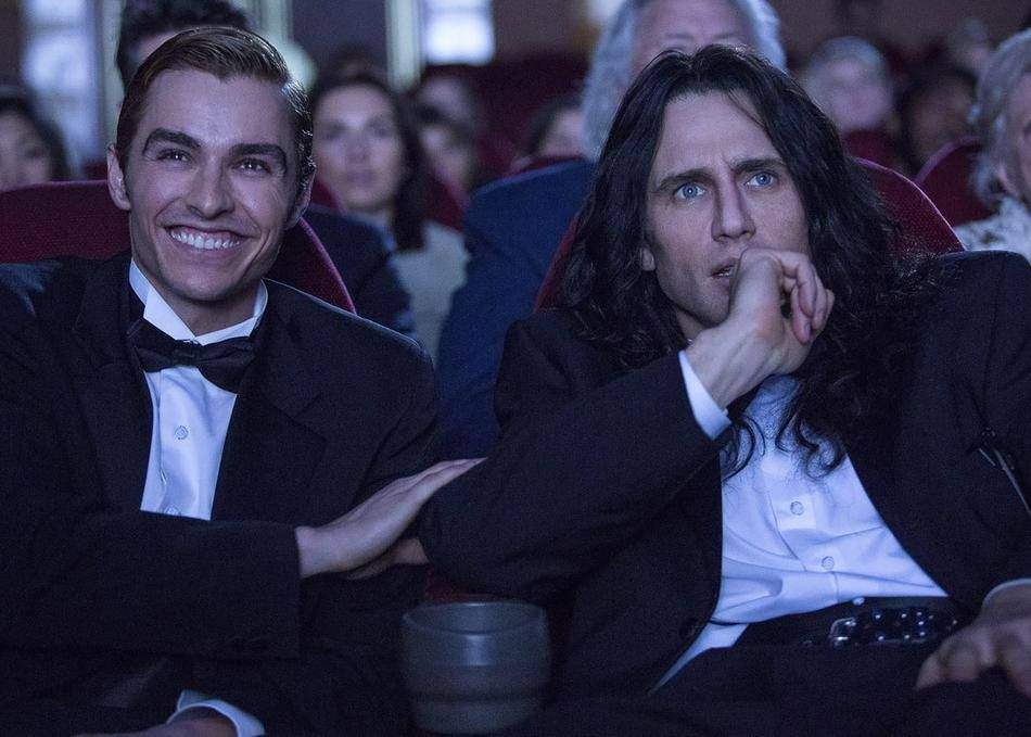 First Look: James Franco as Tommy Wiseau in The Disaster Artist | Live for Films