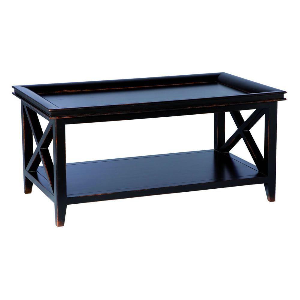 Wooden Coffee Table Square 1 Shelf Black Mahogany Finish Living Room Furniture Coffee Table Square Coffee Table Oak Coffee Table [ 1000 x 1000 Pixel ]