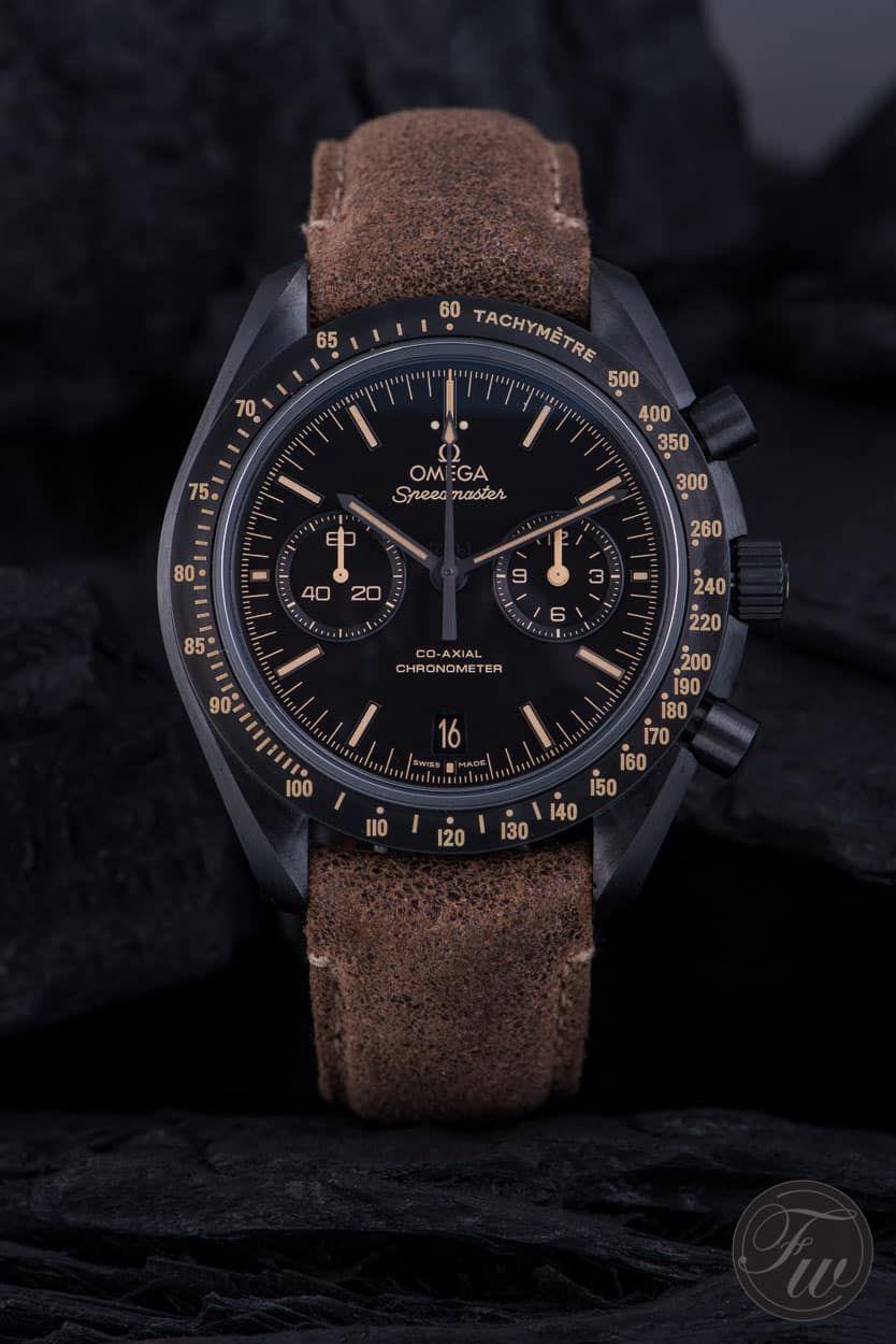 Omega Speedmaster Dark Side of the Moon Vintage Black  16172057f