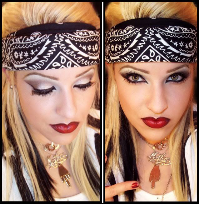 d250017476 Am I too white to be a chola for Halloween  Would it be offensive  I really  just want an excuse to wear this! Lol woohoo halloween costume