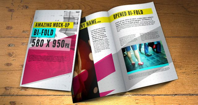 43 PSD Blank Mock-Ups and Action Files Brochures, Template and - blank brochure templates