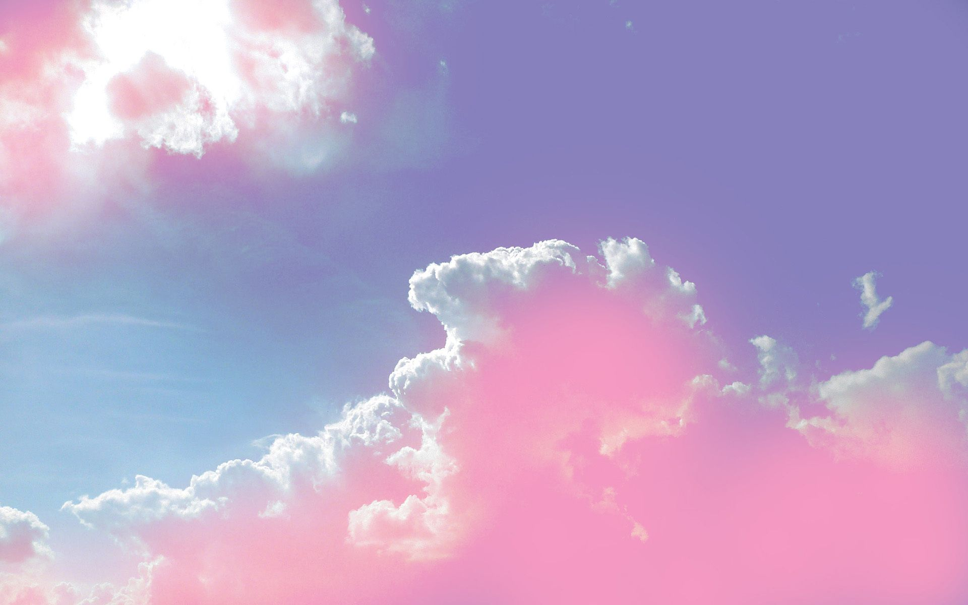 Desktop Sky Backgrounds Wallpapers Backgrounds Images Art Photos Pink Clouds Wallpaper Sky Aesthetic Cloud Wallpaper