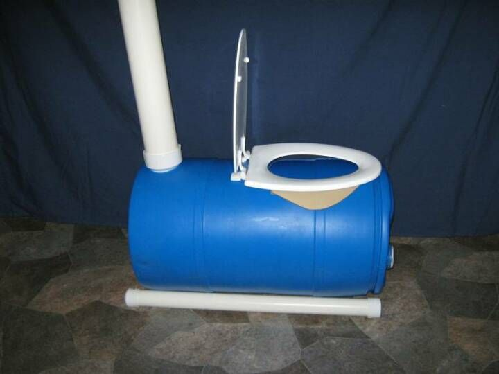 Blue swan composting toilet | compost toilet ideas | Pinterest ...
