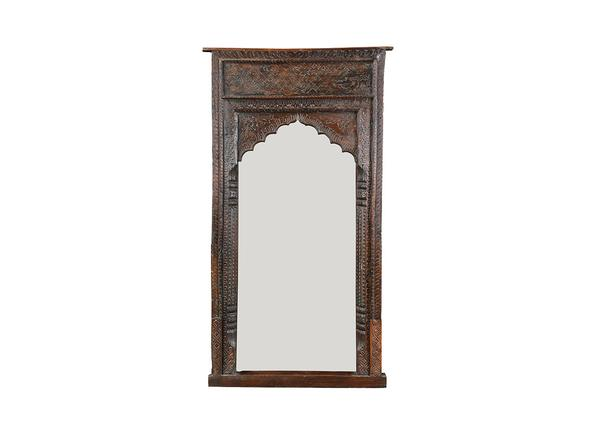 All Indian Antiques Page 5 Nkuku Wooden Mirror Mirror Antique Mirror