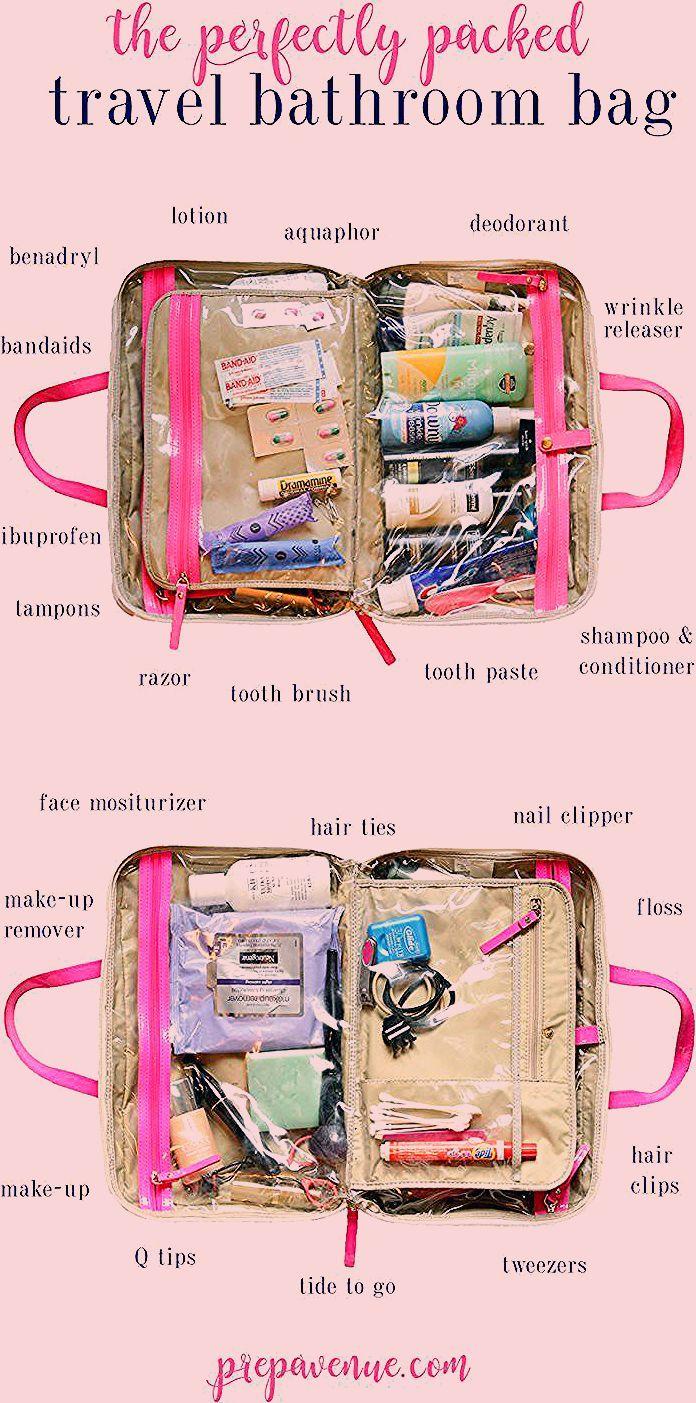 Photo of Travel Bathroom Bag