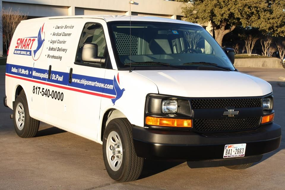 Delivery service dallas offers you smart courier service
