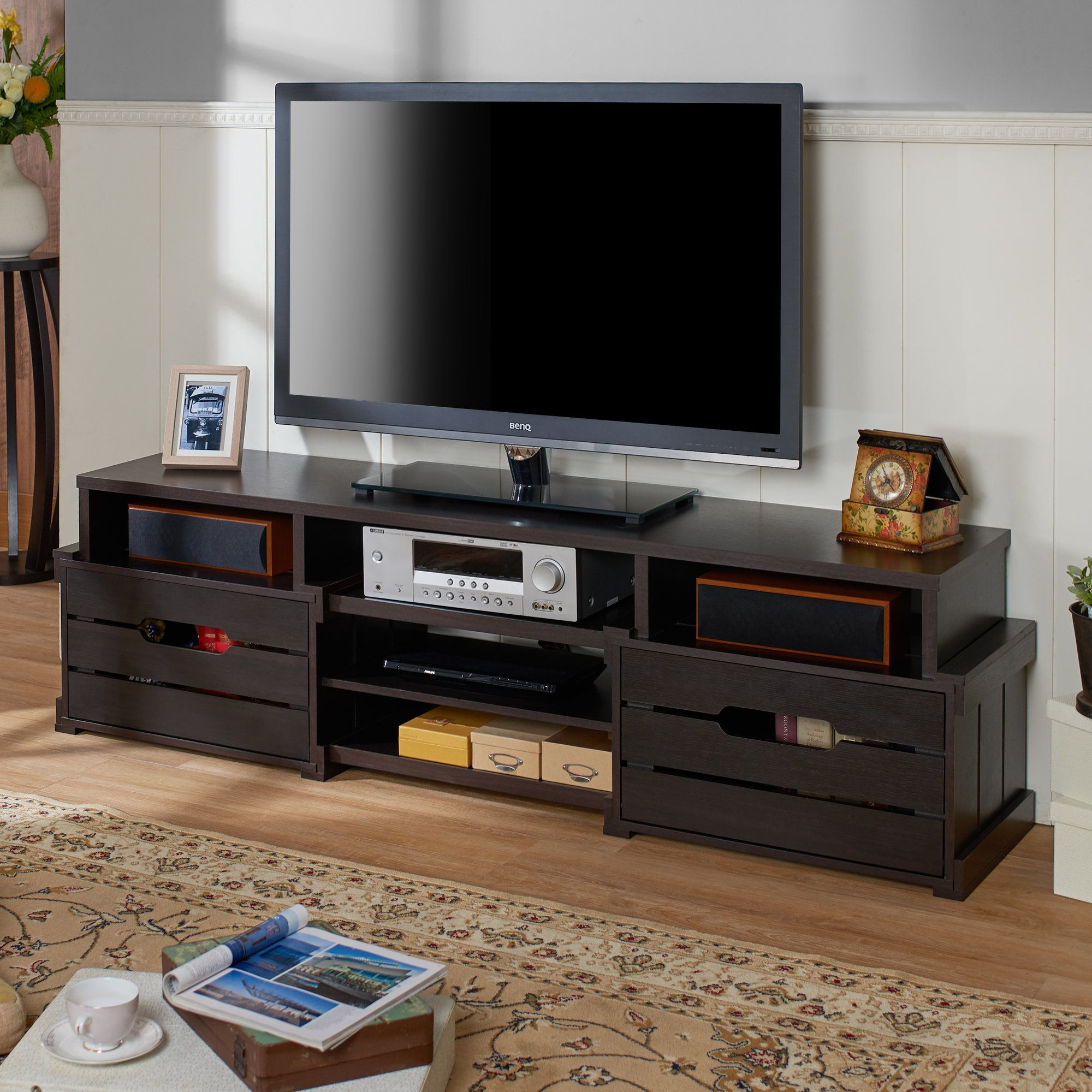 Camelopardalis Tv Stand Tv Stand Wood Flat Screen Tv Stand 65 Inch Tv Stand