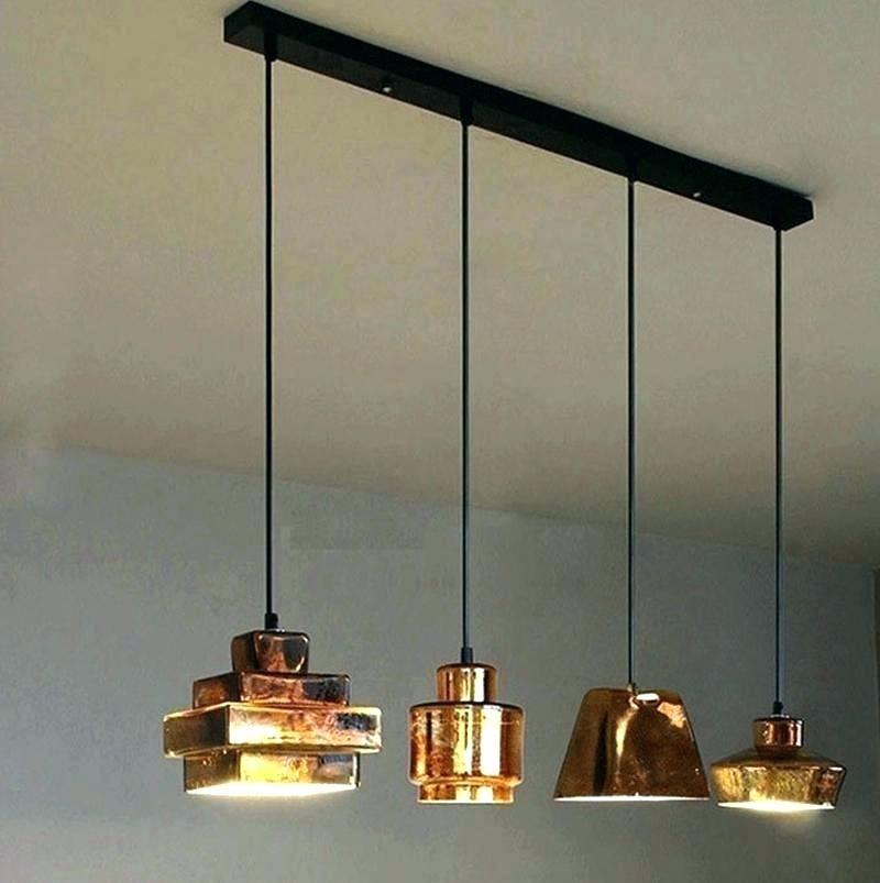 Retro Kitchen Light Fixtures With Images Glass Pendant Light